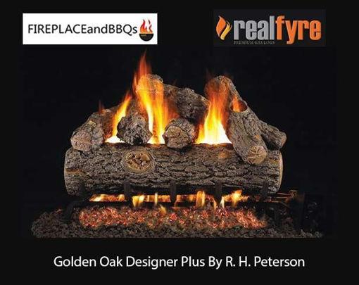 """Picture of 30"""" Golden Oak Designer Plus"""
