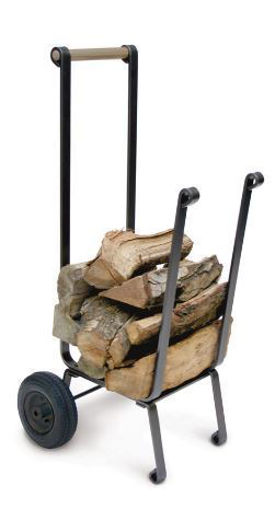 Picture of Big Wheel Wood Cart