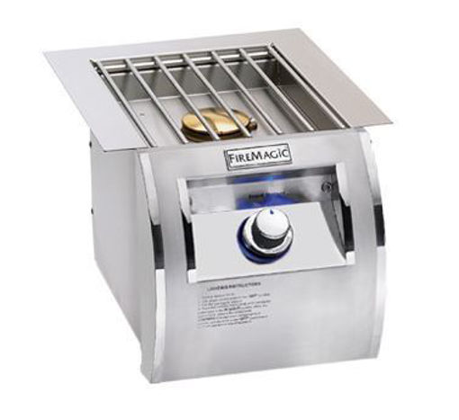 Picture of Fire Magic Echelon Built-in Single Side Burner
