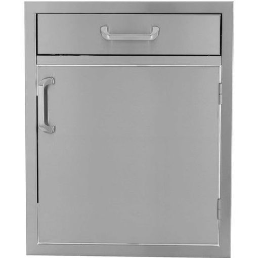 """Picture of PCM-260 21"""" Single Door / 4"""" Drawer"""