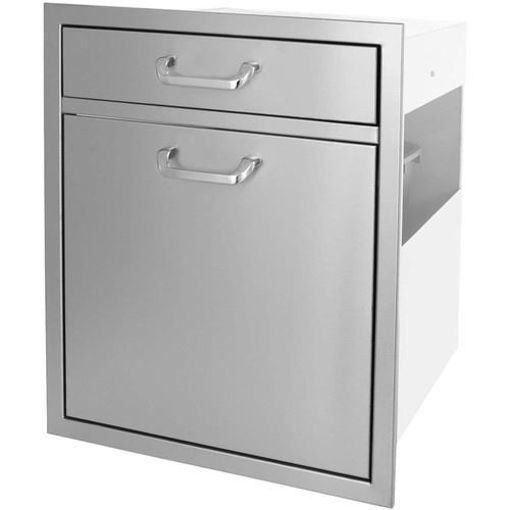Picture of PCM-260 Single Drawer / Trash Recycle Rollout