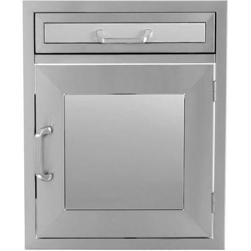 """Picture of PCM-260R 21"""" Single Door / 4"""" Drawer"""