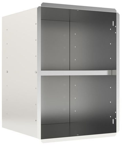 Picture of PCM-400 17x24 Vertical Enclosure (Door Not Included)