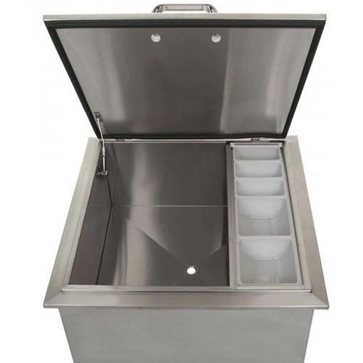 Picture of PCM-400 18x18 Drop-In Ice Bin Cooler