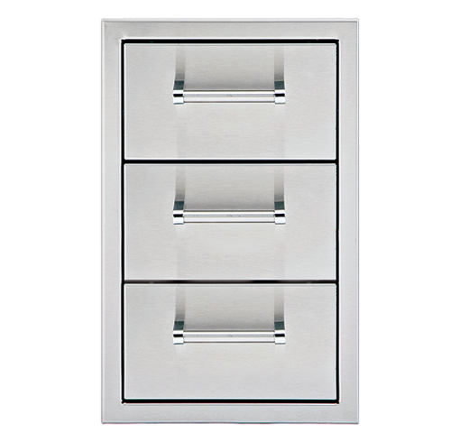 "Picture of 13"" Delta Heat Triple Drawers"