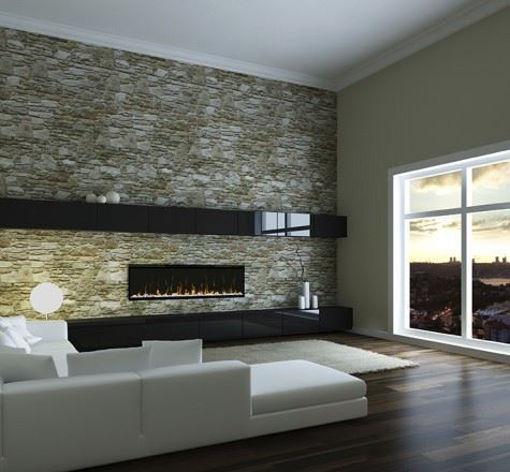 "Picture of Dimplex XLF50 IgniteXL® 50"" Electric Linear Fireplace"