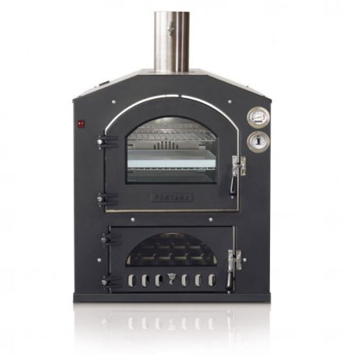 Picture of Inc Built-in Wood-Burning Oven