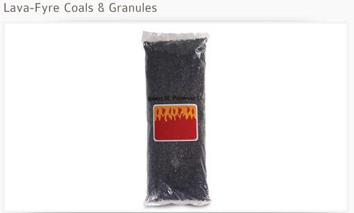 Picture of Haskin: Lava-Fyre Granules & Fireglass