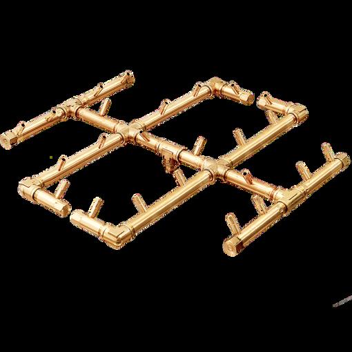 "Picture of CFB290 Original CROSSFIRE Brass Burner + 3/4"" Dual Flex Line Kit + FIT250"