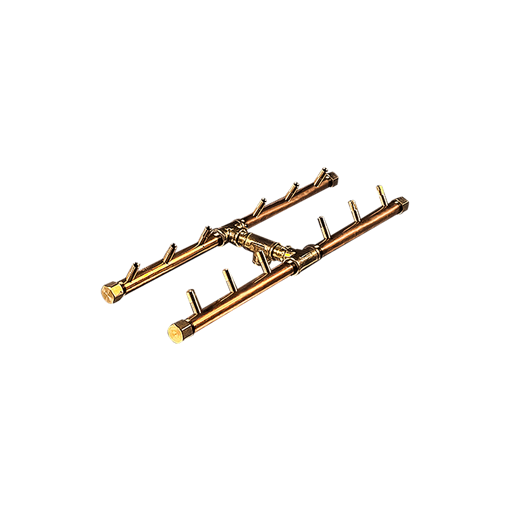 Picture of CFBH120 H-Style CROSSFIRE™ Brass Burner