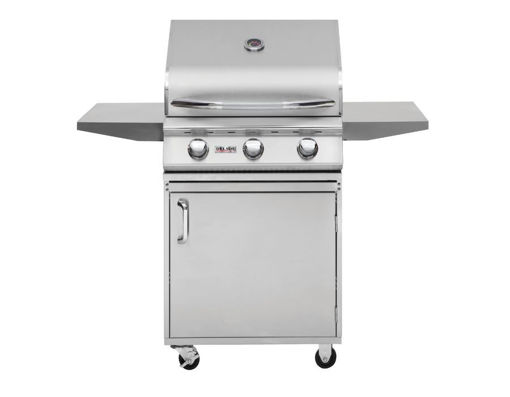 """Picture of Delsol Delta 25"""" Grill Base"""