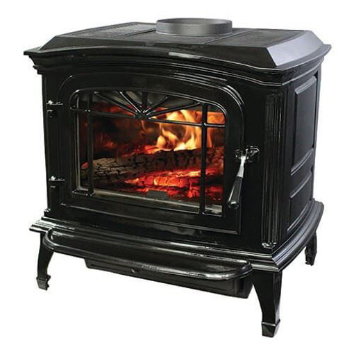 Picture of SWC21 Wood Stove (Black)