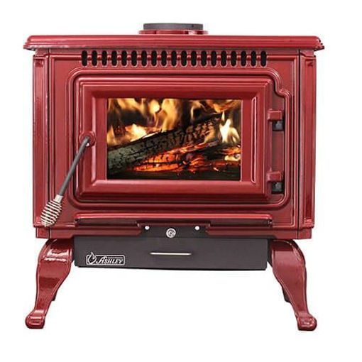 Picture of SWC31 Wood Stove (Red)