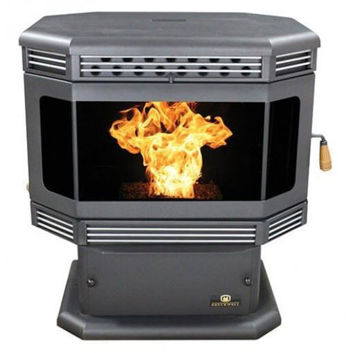 Picture of Breckwell SP22 Tahoe Pellet Stove