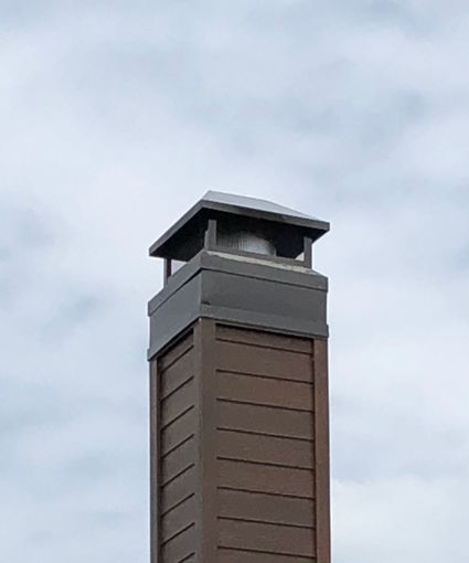 Picture of McAdoo Chimney Cap