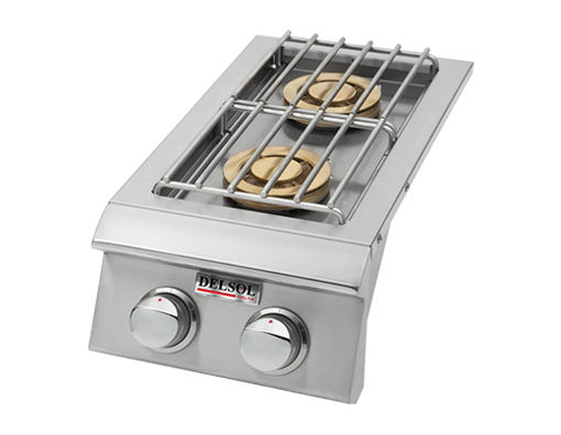 Picture of Delsol Double Side Burner