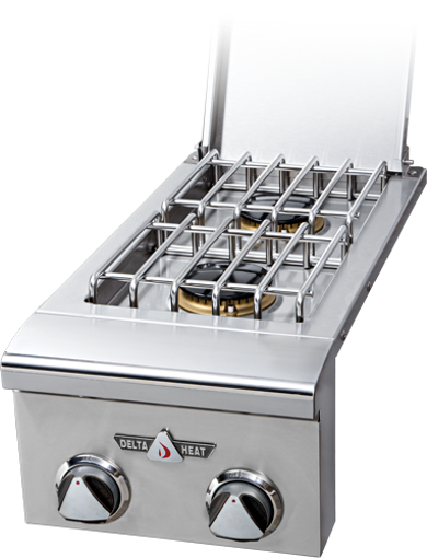 Picture of Delta Heat Double Side Burner