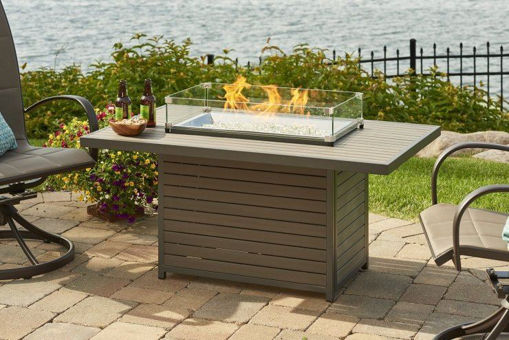 Picture of Brooks Fire Table by The Outdoor Greatroom Company