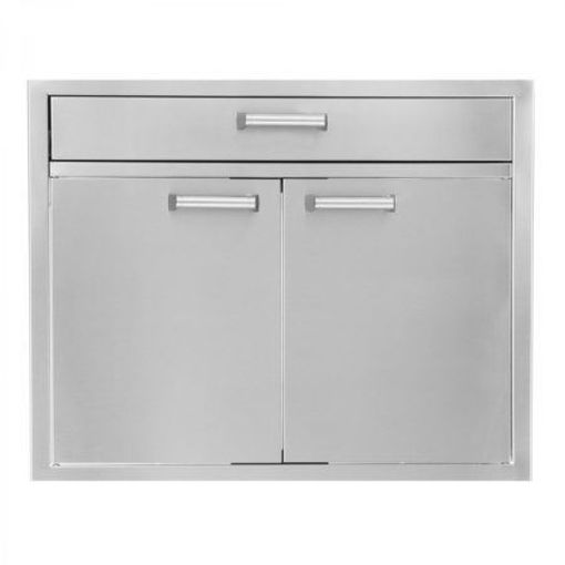 "Picture of PCM‐350H 30"" DOUBLE DOOR/ 4"" DRAWER"
