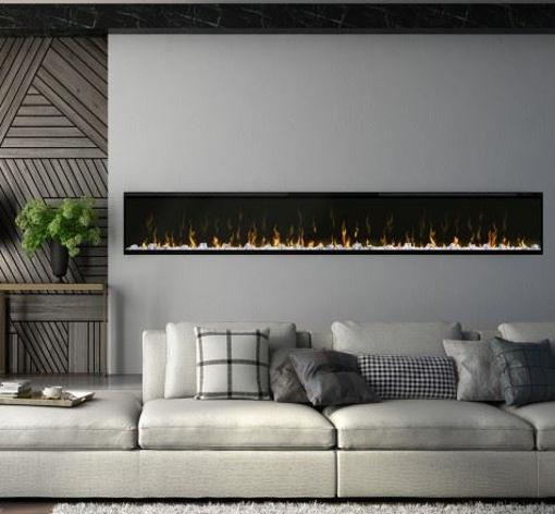 "Picture of Dimplex XLF100 IgniteXL® 100"" Electric Linear Fireplace"
