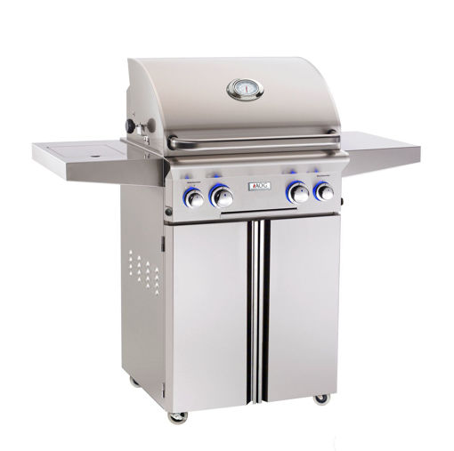 """Picture of 24"""" American Outdoor Portable Grill"""