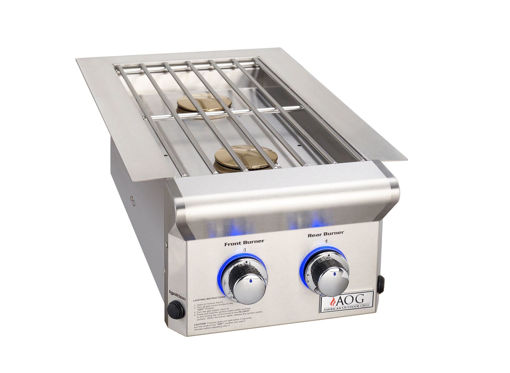 "Picture of Double Side Burner ""L"" Series"