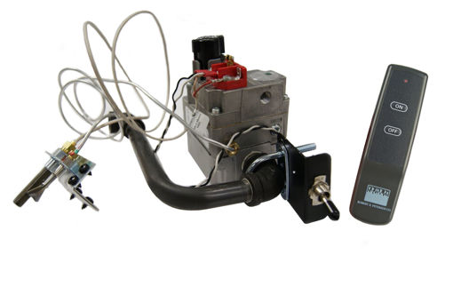 Picture of APK-10 High Capacity, Automatic Pilot Kit with Basic Transmitter & Receiver