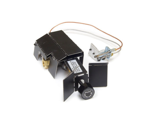 Picture of SPK-26 Low Profile, Safety Pilot Kit with Removable Knob Handle