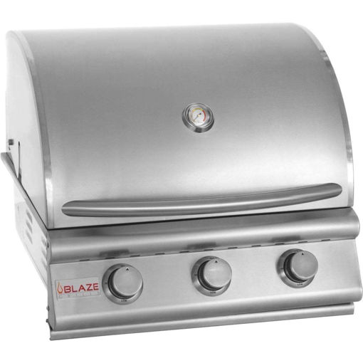 Picture of Blaze 25 Inch 3-Burner Grill