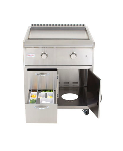 Picture of Blaze Griddle Deluxe Cart