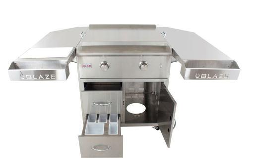 Picture of Blaze Griddle Shelving Kit