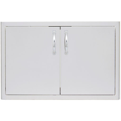 Picture of Blaze 32 Inch Double Access Door with Paper Towel Holder