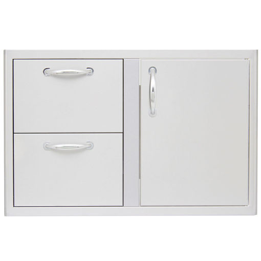 Picture of Blaze 32 Inch Access Door & Double Drawer Combo