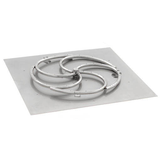 Picture of Firenado Square Flat Burner Pans
