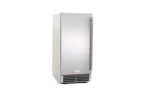 Picture of Blaze 50 LB. 15 Inch Outdoor Ice Maker with Gravity Drain