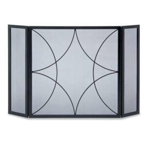 Picture of Forged Diamond Tri Panel Black