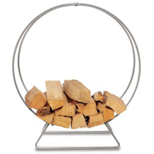 Picture of Stainless Steel Log Hoops 24″ 36″ 48″