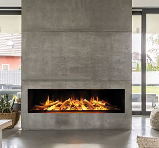 Picture of European Home E72 Linear Electric Fireplace