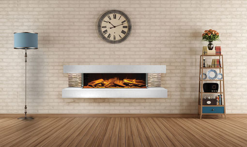 Picture of European Home Compton Series Electric Fireplace