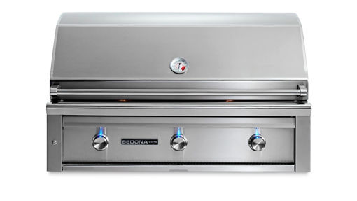"Picture of 42"" SEDONA BUILT-IN GRILL WITH 3 STAINLESS STEEL BURNERS (L700)"