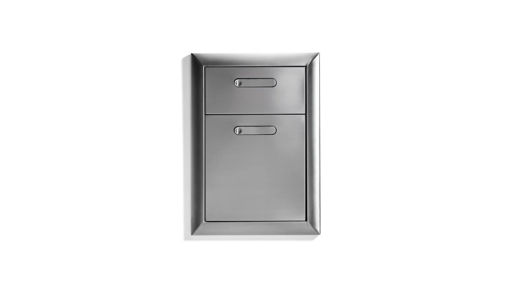 Picture of VENTANA DOUBLE DRAWERS (LDW16-4)