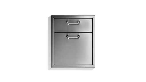 Picture of CLASSIC EXTRA LARGE DOUBLE DRAWERS (LDW19)