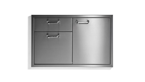 "Picture of 30"" CLASSIC TRASH DRAWERS COMBO UNIT (LTA30)"