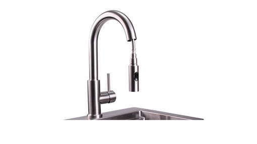 Picture of PROFESSIONAL GOOSENECK PULL DOWN FAUCET (LPFK)