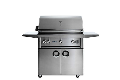 "Picture of 36"" PROFESSIONAL FREESTANDING SMART GRILL WITH ROTISSERIE (SMART36F)"