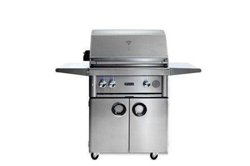 "Picture of 30"" PROFESSIONAL FREESTANDING SMART GRILL WITH ROTISSERIE (SMART30F)"