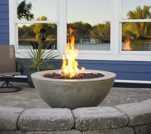 """Picture of Cove 42"""" Gas Fire Pit Bowl"""