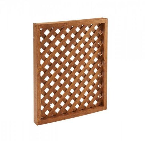 Picture of Redwood Wood Lattice for 12 x 12' Sonoma Pergola