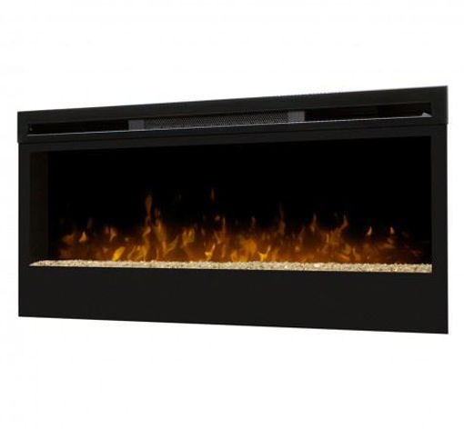 "Picture of Dimplex BLF50 Synergy 50"" Linear Electric Fireplace"