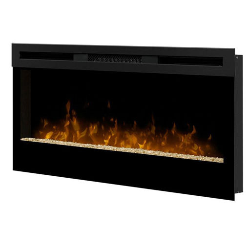 """Picture of Dimplex BLF34 Wickson 34"""" Linear Electric Fireplace"""